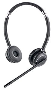 Andrea Communications C1-1030900-1  Wnc-2500 Wireless Noise-Canceling Bluetooth Stereo Headset