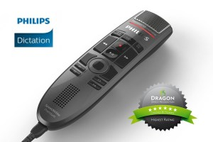 Philips LFH3700 handheld Microphone for Dragon Medical